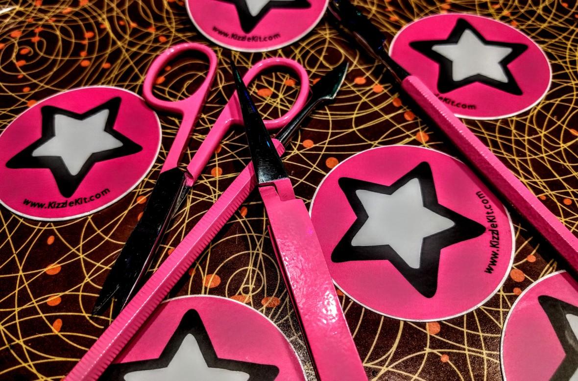 Pink Kizzmos